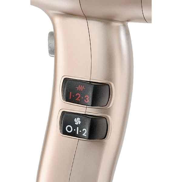 Профессиональный фен Valera Master Pro Light 3.0 2000W розовое золото MP 3.0X RC RG