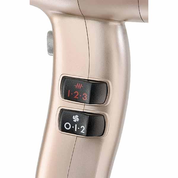 Профессиональный фен Valera Master Pro 3.2 2400W розовое золото MP 3.2X RC RG
